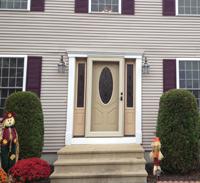 Great Job On New Front Door