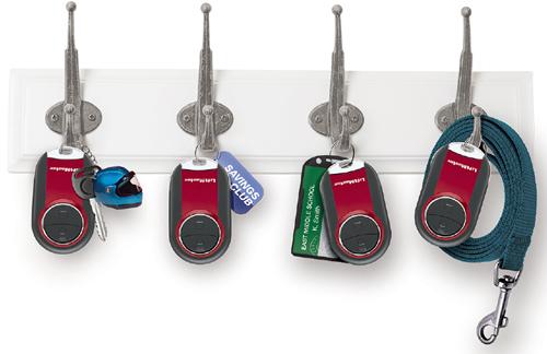 Mini Garage Door Opener Remote Control