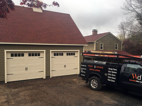 New Garage Door Installation Holden Ma