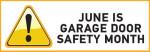 GARAGE DOOR SAFETY INSPECTION