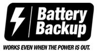 8550 LiftMaster Battery Backup Garage Door Opener